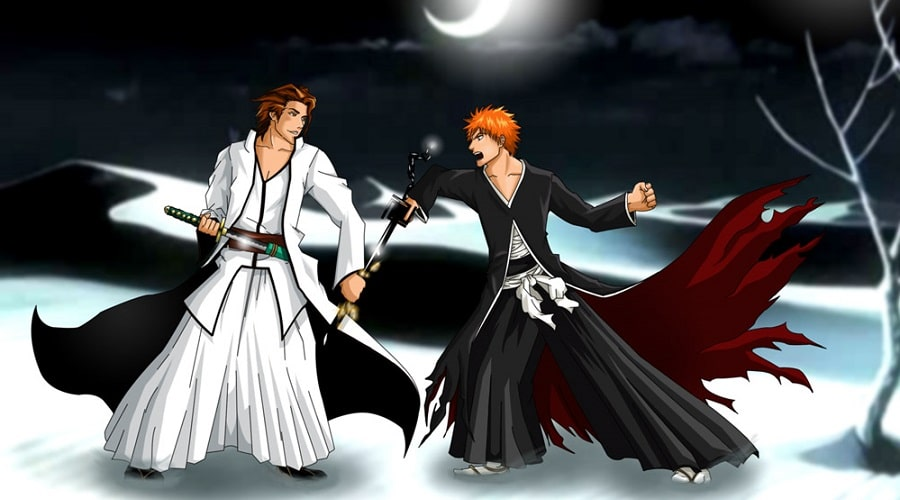 Anime characters that could beat ichigo