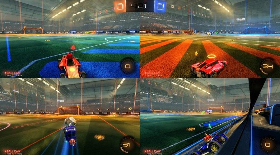 Split Screen Games for PC