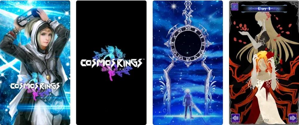 Cosmos Rings