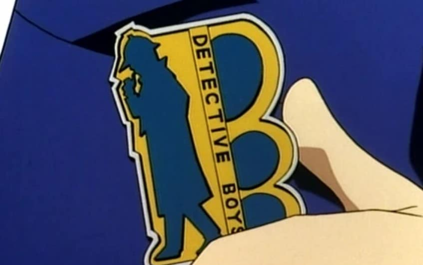 Detective Boys Badge