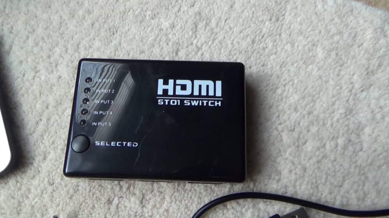 HDMI Selector Switch Box