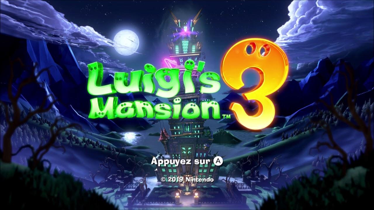 Games Like Luigi's Mansion 3