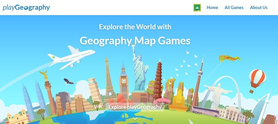 PlayGeography